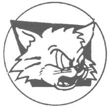 Cartoon Wildcat