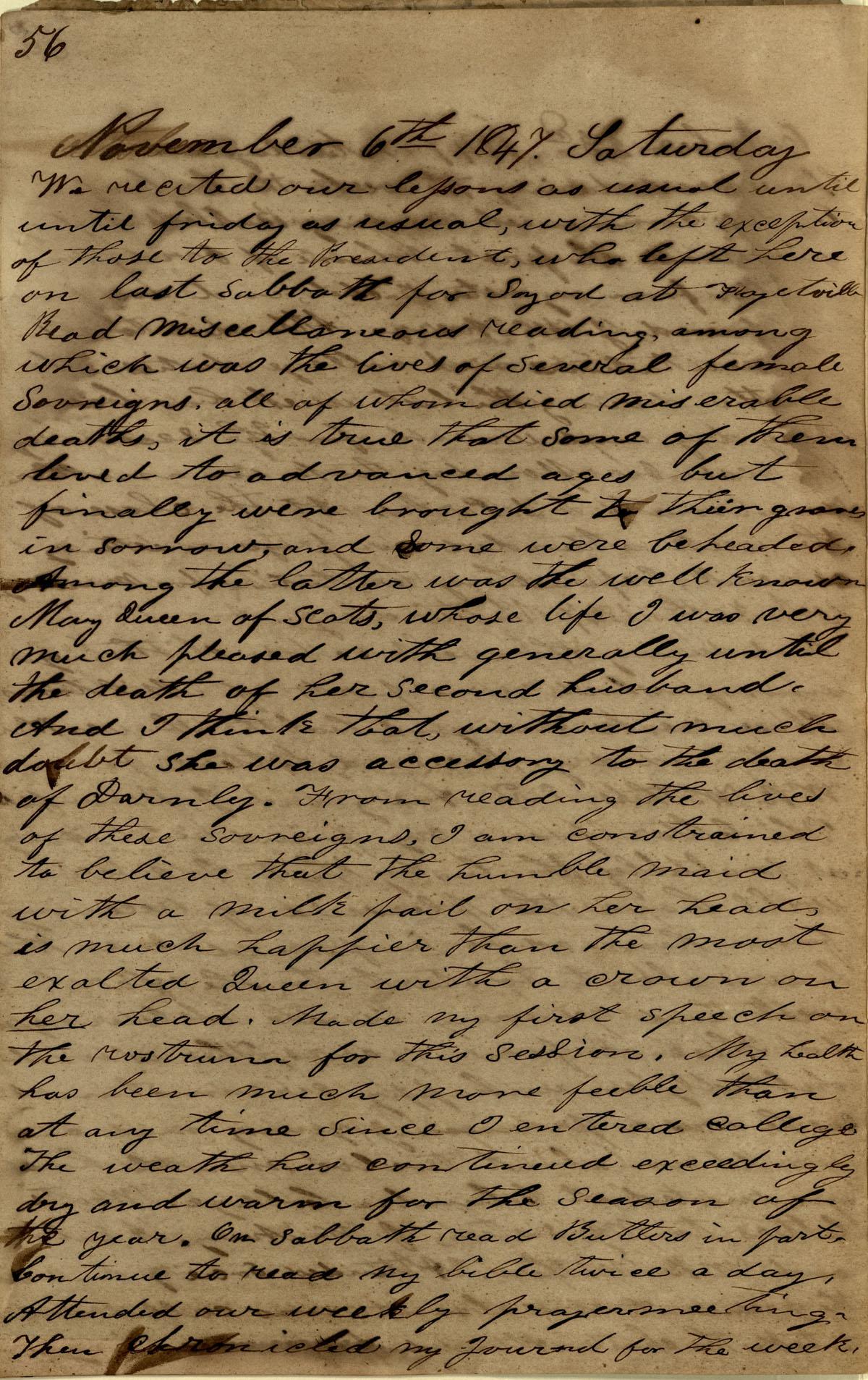 James Diary p.24