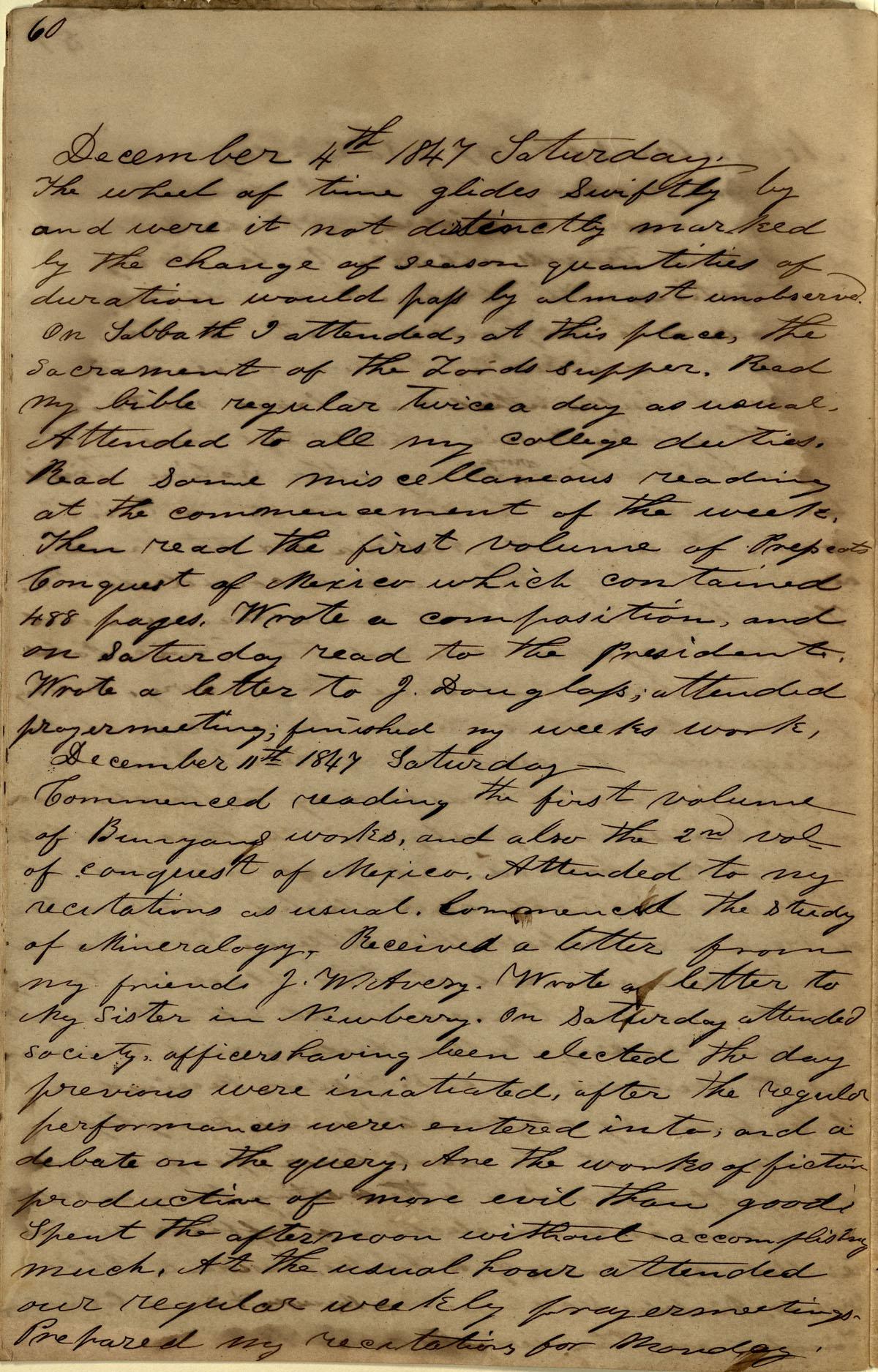 James Diary p.28