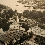 Long Island Mill and Village (Under Lake Norman)