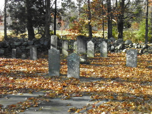 Current site of Baker Cemetery, at Centre Presbyterian Church in Mooresville, NC