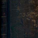 Gass Journal cover/binding.