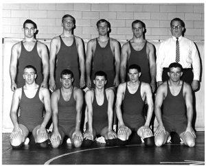 1966 Wrestling Team