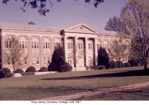Grey Memorial Library