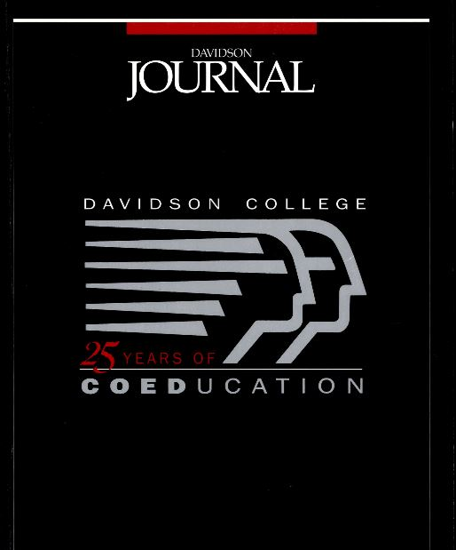 cover the coeducation edition of the davidson journal