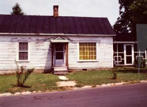 house on Griffith Street